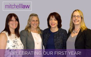 Mitchell Law Celebrates First Year