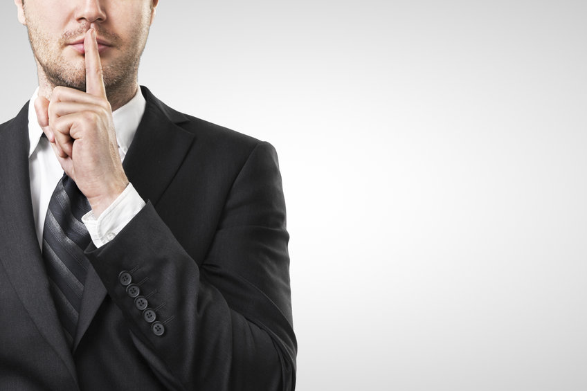 Confidential communications between a lawyer and a client